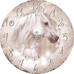 Y_Hevonen valkoinen
